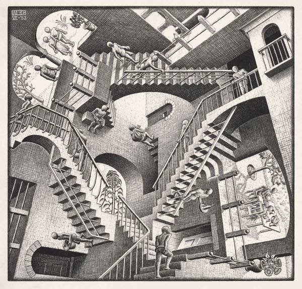Eventi cool: Escher