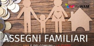 Assegno nucleo familiare comuni
