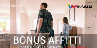 Bonus affitti: novità dall'Agenzia delle Entrate