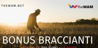 Bonus 500 euro braccianti agricoli: quando viene pagato