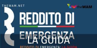 Reddito di emergenza domanda guida 2020