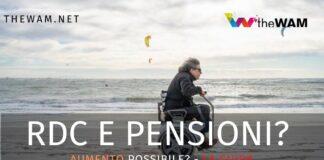 aumento pensioni di invalidità e reddito di cittadinanza è possibile