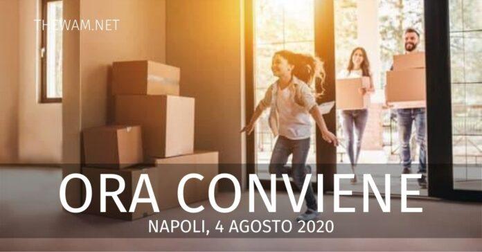 Acquistare casa a Napoli: adesso conviene