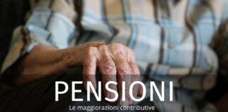 Pensioni: maggiorazioni contributive. Una breve guida