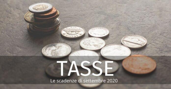 Scadenze fiscali autunno 2020: cosa bisogna pagare e quando