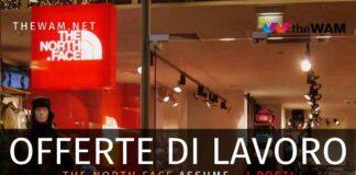 The North Face assume in Italia: ecco le offerte di lavoro e come candidarsi