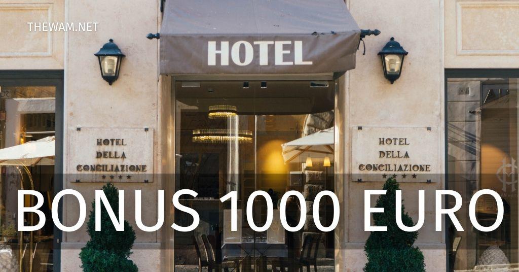 Bonus 1000 euro: cosa prevede il Decreto Ristori. Le ultime news