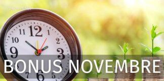Bonus novembre e scadenze fiscali 2020: date fondamentali. La guida