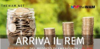 Reddito di emergenza. Inizia il pagamento per chi ha fatto domanda a settembre