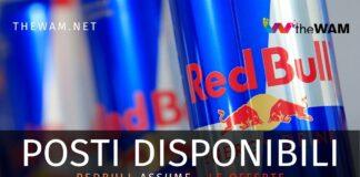 Red Bull assume in Italia: ecco come candidarsi e i posti disponibili