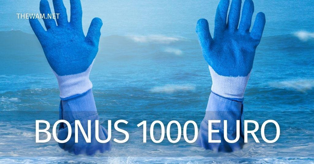 Bonus 1000 euro: una nuova tranche con il Ristori quater