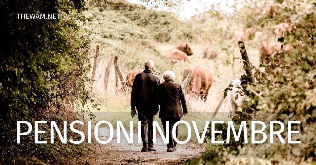 Cedolino Pensione novembre 2020: tutto quello che c'è da sapere