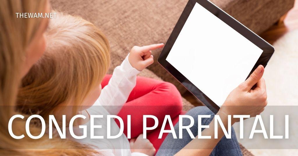Congedi parentali nel Decreto ristori 2 (Foto di Kaspars Grinvalds per Shutterstock)