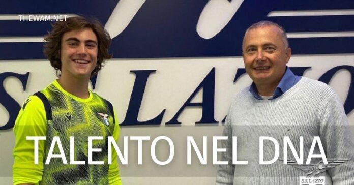 Cannavaro alla Lazio, figlio d'arte col talento nel DNA