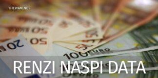 Pagamento bonus Renzi Naspi novembre 2020. Le date