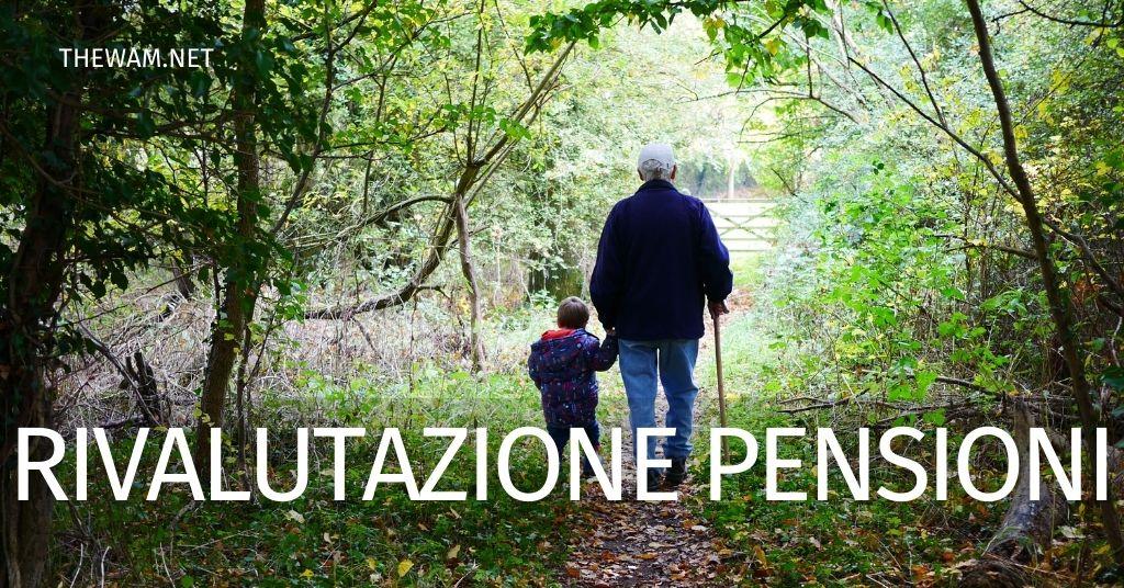 Rivalutazione pensioni: chi ci guadagna e chi ci perde nel 2021