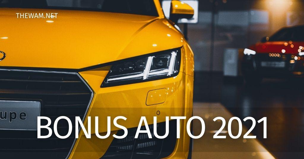 Bonus auto 2021 rifinanziato: a chi spetta e importi con o senza rottamazione