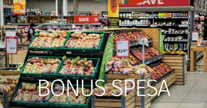 Bonus spesa elenco capoluoghi provincia