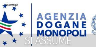 Concorso Agenzie delle Dogane 1226 assunzioni Rettificati i bandi