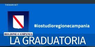 Io studio regione Campania 2020 graduatoria definitiva e data pagamento