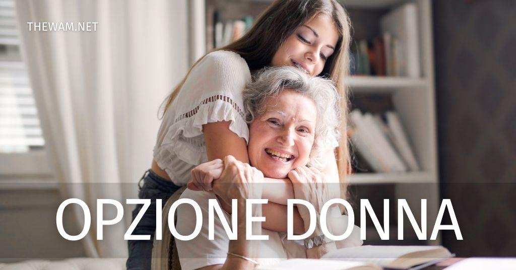 Opzione Donna: confermata anche per il 2021