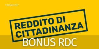 Reddito di cittadinanza e bonus Inps e incentivi non Inps compatibili con l'Rdc