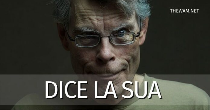 Stephen King sulle serie tv