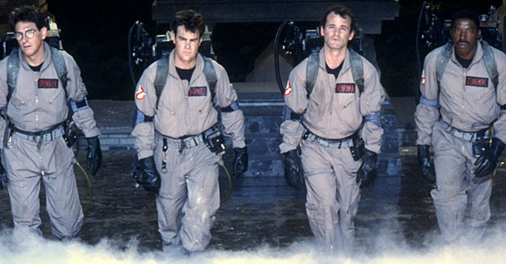 ghostbusters legacy film