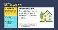 Bonus affitti 2021 fino a 1200 euro guida facile