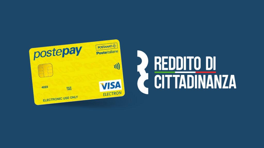 Carta reddito di cittadinanza e nuovo limite di pagamento col contactless