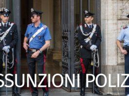 Nuovo Dpcm: 3400 assunzioni in vista nelle forze dell'ordine