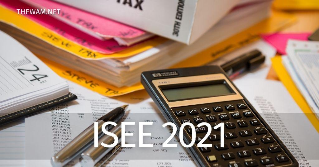 Isee 2021 online e non: come procedere alla rettifica