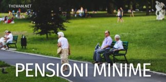 Pensioni minime 2021: importo invariato? Le ultime news