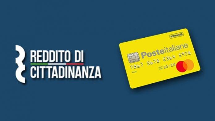 Reddito di cittadinanza pagamento gennaio 2021