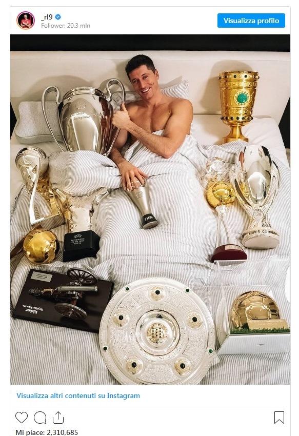 Lewandowski bomber del 2020. Ecco chi ha segnato più gol nel mondo considerando tutte le partite ufficiali giocate nel 2020, tra campionati, coppe nazionali, continentali ed intercontinentali.