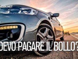 Bollo auto, revisione, patente: agevolazioni e proroghe 2021