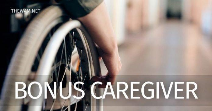 Bonus caregiver, Legge 104 e indennità disabili 2021