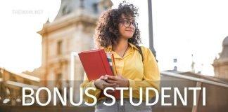 Bonus studenti fuori sede e agevolazioni