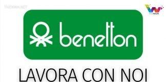Benetton lavora con noi