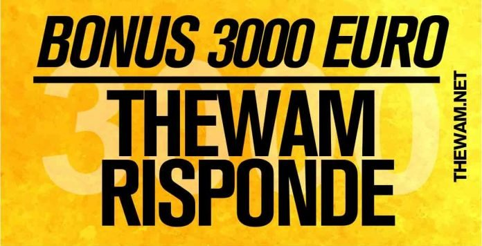Bonus 3mila euro quando arriva. Il punto Rdc, proroga Naspi e 3%jpeg
