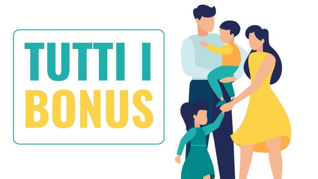 Bonus famiglia 2021 con Draghi e assegno unico figli