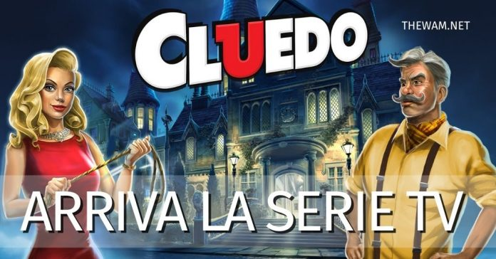 cluedo serie tv animata