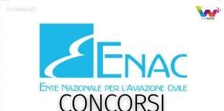 Concorsi Enac 2021-2022