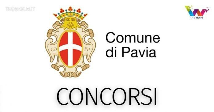 Concorsi al Comune di Pavia