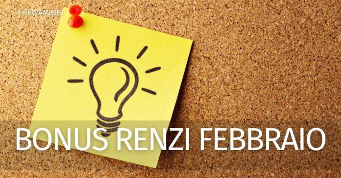 Pagamento Bonus Renzi febbraio 2021 100 euro: a chi spetta?