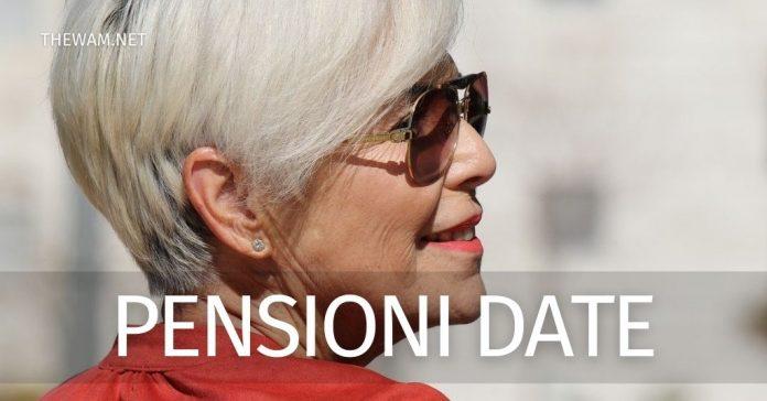Pagamento pensioni marzo 2021 calendario in Posta