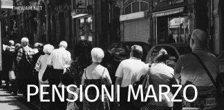 Pensioni marzo 2021: il calendario dei pagamenti a partire da domani