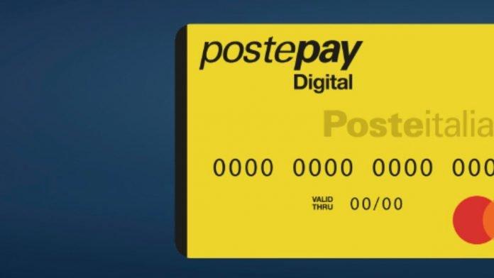 Reddito di cittadinanza sull app Postepay saldo e servizi
