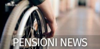 Pensione di invalidità aumento novità: la legge non è chiara