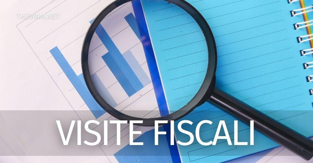 Visite fiscali: quante volte si possono ricevere